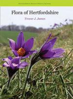 Flora of Hertfordshire cover image