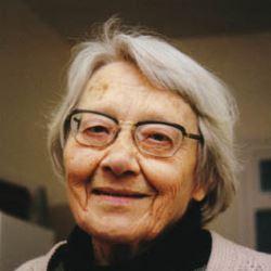 Enid Mary Evans MSc, FGS, 1911 - 2009 © Michael Clark