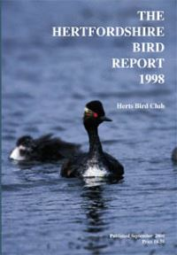 The Hertfordshire Bird Report 1998