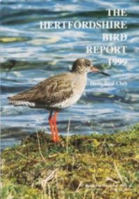 The Hertfordshire Bird Report 1999