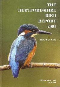 The Hertfordshire Bird Report 2001