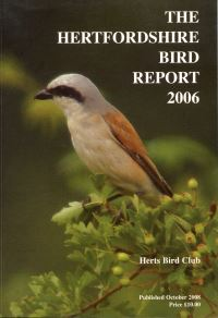 The Hertfordshire Bird Report 2006