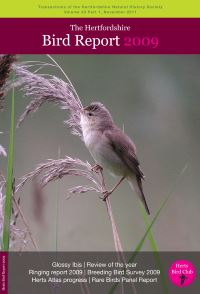 The Hertfordshire Bird Report 2009