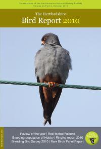 The Hertfordshire Bird Report 2010