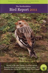 The Hertfordshire Bird Report 2011