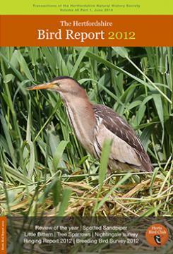 The Hertfordshire Bird Report 2012